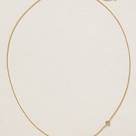 Anthropologie - Lucky Icon Necklace