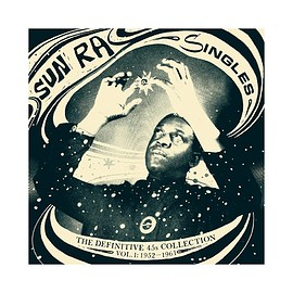Sun Ra - Singles:The Definitive 45s Collection Vol.1・1952-1961(7 inch Vinyl Box Set)