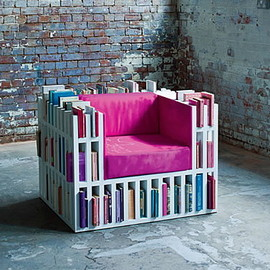 Bookshelves Chairs