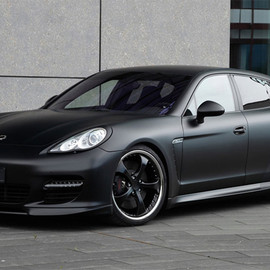 TechArt - Porsche Panamera Black Edition