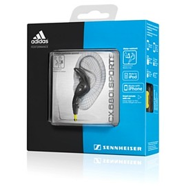 Sennheiser - Adidas CX 680i Sports Headphones with Remote