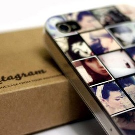 Casetagram - iPhone Case