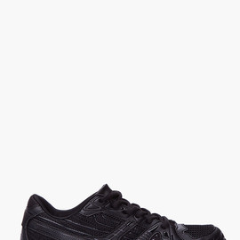 RAF SIMONS - RAF SIMONS Low-Top Black Classic Runners