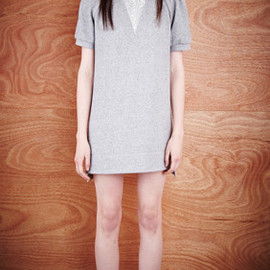 KAREN WALKER - 2013/SS SWEAT ONE-PIECE