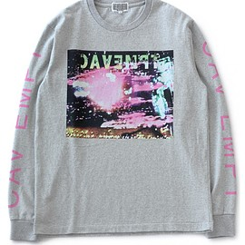C.E - Pink Noise Long Sleeve T