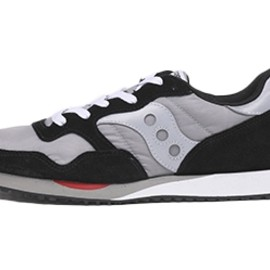 SAUCONY - DXN TRAINER GREY/BLACK