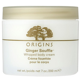 Origins - ginger whipped body cream
