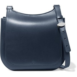 The Row - Hunting leather shoulder bag