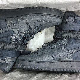 NIKE, Just Don - Special Field Air Force 1 - Indigo (Hand Dyed)