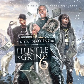 Various Artists - Hustle And Grind 6