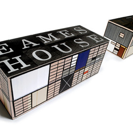Eames, House Industries - Eames House Blocks