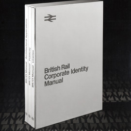 British Rail - Corporate Identity Manual, c.1965