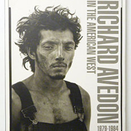 Richard Avedon - In The American West 1979-1984 Exhibition Catalog