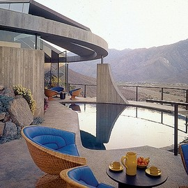 John Lautner - Elrod's House, Palm Springs, California