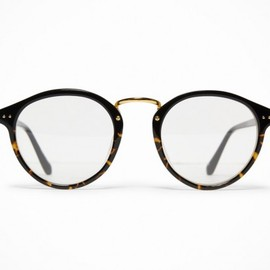 Linda Farrow - Luxe Round Frame Optical Glasses