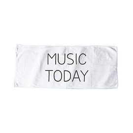 Noritake - MUSIC TODAY(towel)