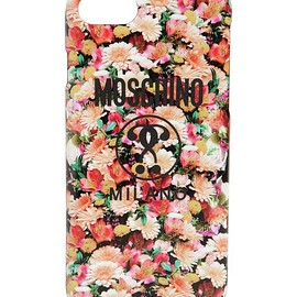 MOSCHINO - FLORAL PRINT IPHONE 8 COVER