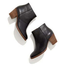 Madewell - The Zipcode Boot