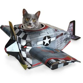 Suck UK - Cat Play House - Plane