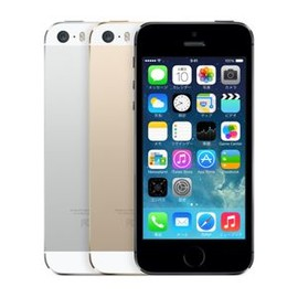 iPhone 5 16GB  (White & Silver)
