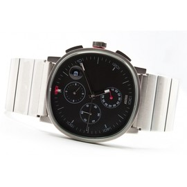 ALESSI - TIC Chrono Black