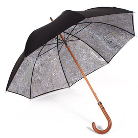 LONDON UNDERCOVER - Map Umbrella