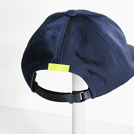 COMESANDGOES - LONG BRIM CAP - Navy|for The PARKSIDE ROOM|COMESANDGOES