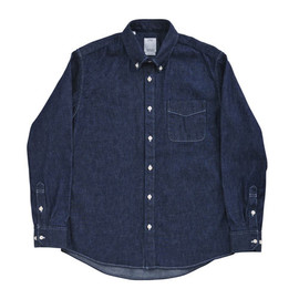 visvim - SS B.D SHIRT ONE WASH