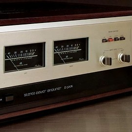 Accuphase - P-300X