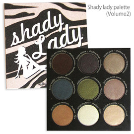 The Balm - shadyLady Palette Vol 2