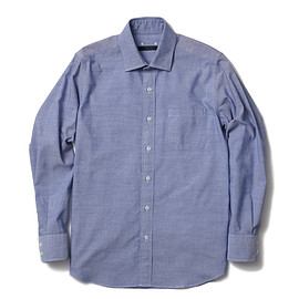 SOPHNET. - L/S REGULAR COLLAR SHIRT