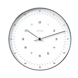 JUNGHANS - Max Bill Wall Clock Number
