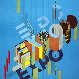 EXPO'85 poster