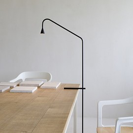 Hans Verstuyft Architecten - Austere lamp for Trizo21 2014
