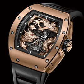 RICHARD MILLE - RM 057 Dragon Jackie Chan Watch