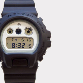 Casio - fragment design x Casio G-Shock 30th Anniversary DW-6900