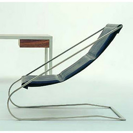 Fabien Baron - leather chair