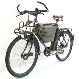 Swiss military - bicycle