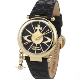 Vivienne Westwood - Black Orb Watch