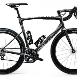Jacob Haim - braided carbon fiber road bike concept
