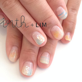 virth+LIM - hand nail リゾート
