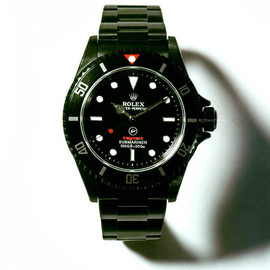 Project X BlackOut Rolex MILGAUSS 116400GV
