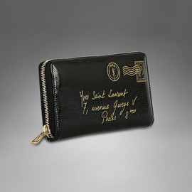 Yves Saint Laurent - Y mail zip wallet
