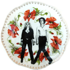BeatUpCreations - Sid and Nancy Plate