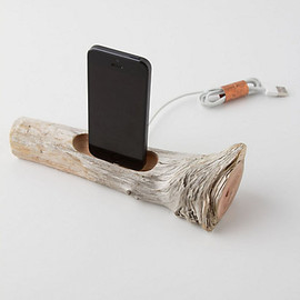 Anthropologie - Driftwood iDock 5 by