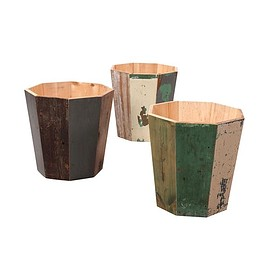 Piet Hein Eek - TRASHCAN IN SCRAPWOOD