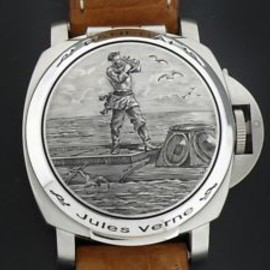 Panerai - Sealand Purdey Jules Verne Watch 216