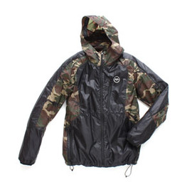 SOPHNET. - FSF PACKABLE ZIP-UP
