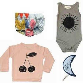 BOBO CHOSES - import clothing