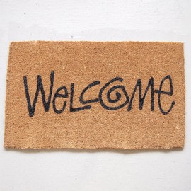 STUSSY Livin' - GS Welcome Mat Large